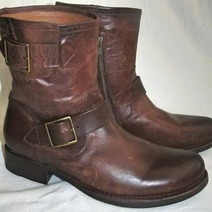 New Frye Vicky Engineer Motorcycle Riding Boots